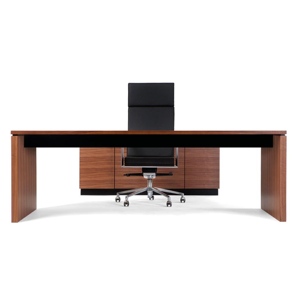 Pure | Engineered Desking Elegance by William Hands